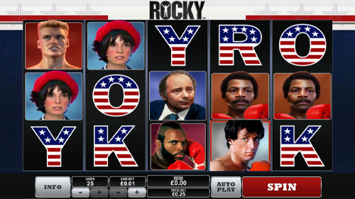 Play The Rocky Slot With No Download Required