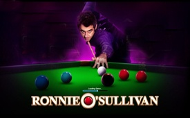 5 Free Spins on Ronnie'o'Sullivan Slot by William Hill Casino
