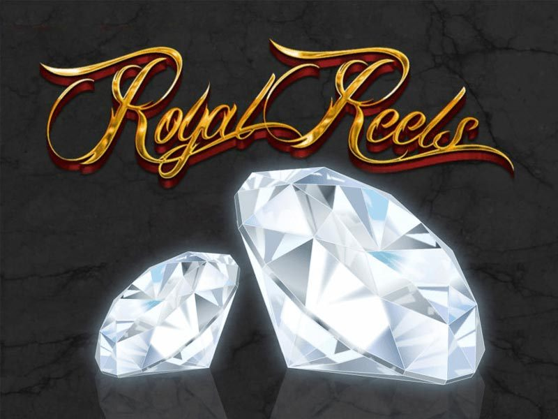 Royal Reels free slot machine logo