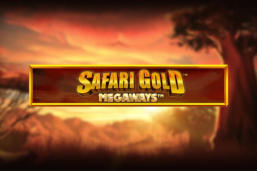 Safari Gold Megaways Slot Featured Image