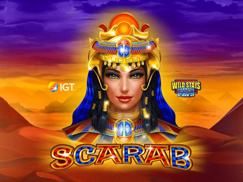 Scarab Slot Featured Image