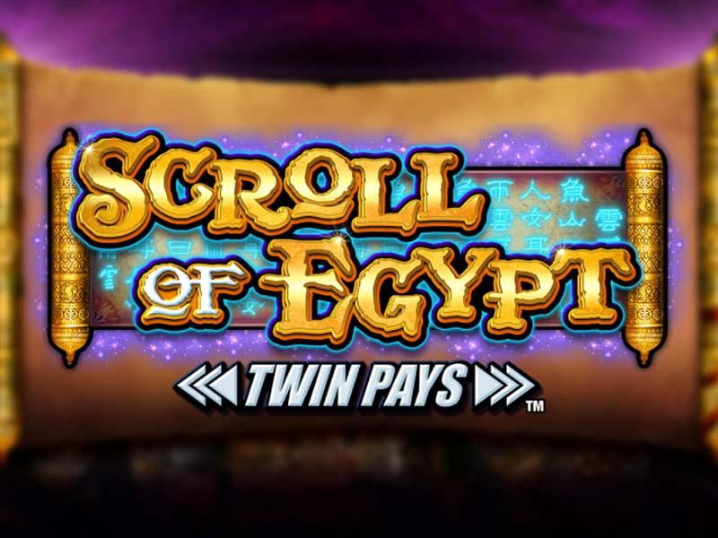 Scroll of Egypt Online Slot