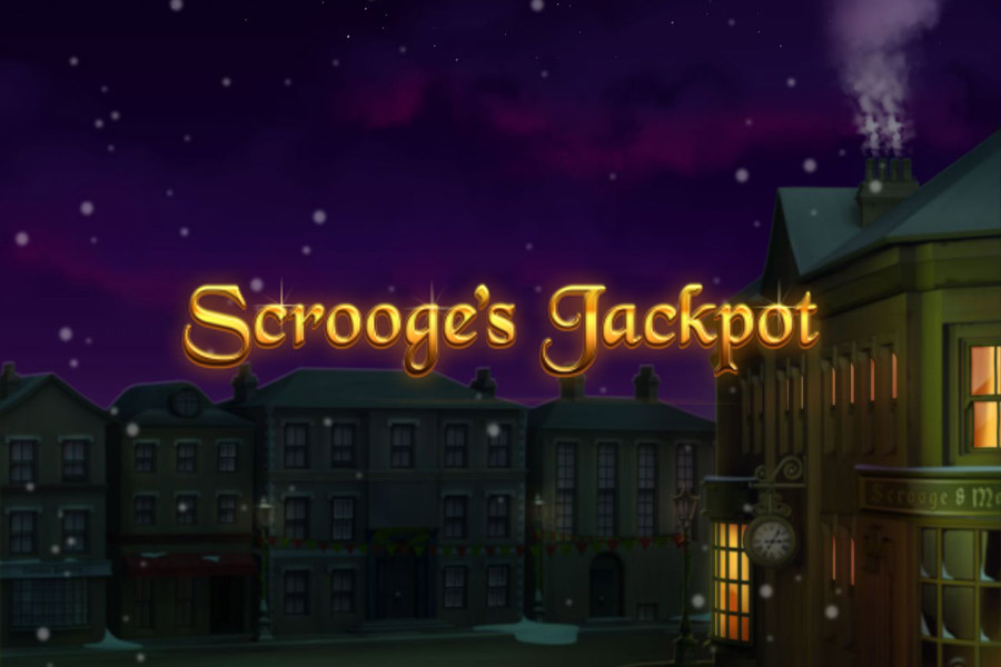 Scrooges Jackpot Slot Featured Image