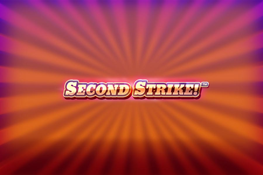 Second Strike Slot Featured Image