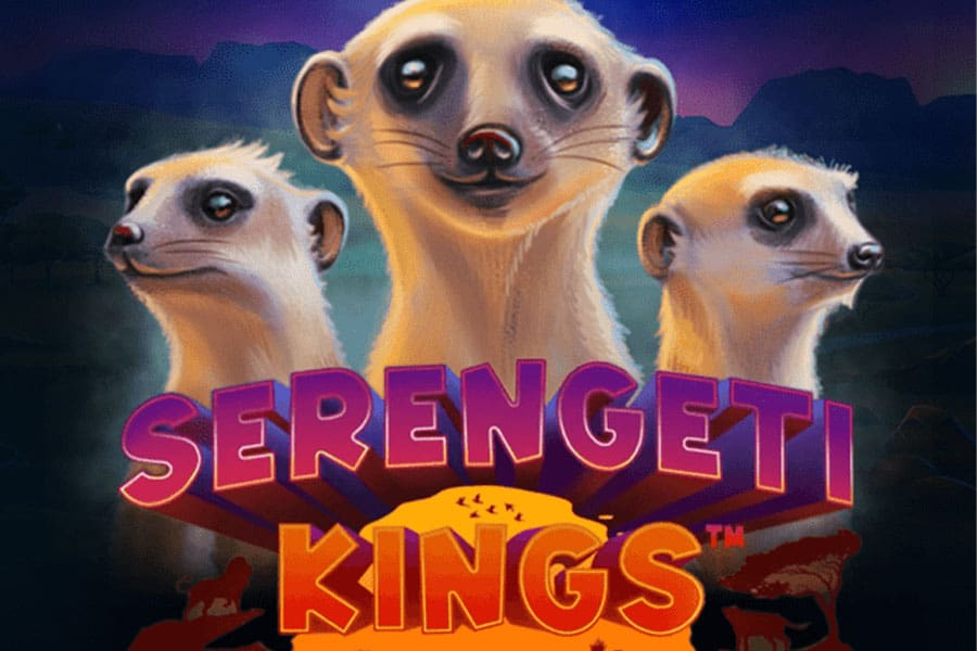 Serengeti Kings Slot Featured Image
