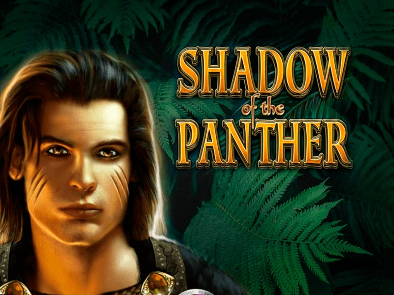 Shadow Of The Panther free slot logo