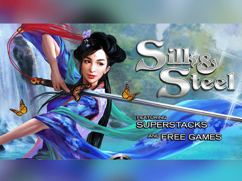 Silk And Steel free slot game