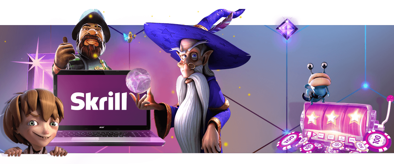 Skrill online casinos & slots for real money