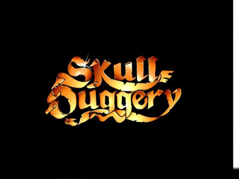 skull duggery online slot game