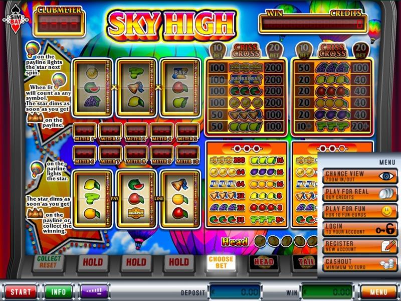 3 free spins sky casino