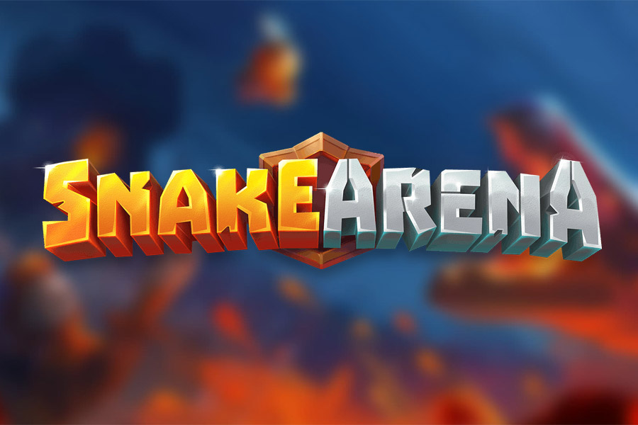 Snake Arena Slot Featured Image