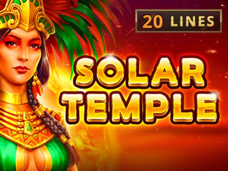 Solar Temple Slot Game