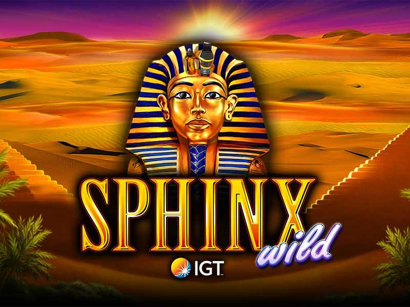 Sphinx Wild Slot Featured Image