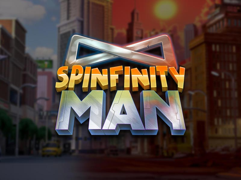 Spinfinity Man Free Slot Featured Image