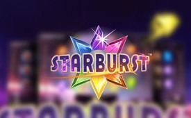 Get 100% up to £/€/$150 + 150 Free Spins on Starburst by Casino Luck