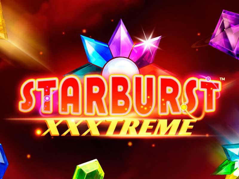 Starburst XXXtreme Slot NetEnt