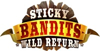 Sticky Bandits: Wild Return Free Slot Overview Logo