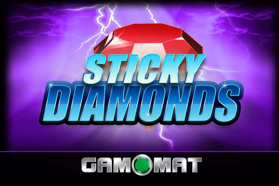 Sticky Diamonds Slot Featured Image