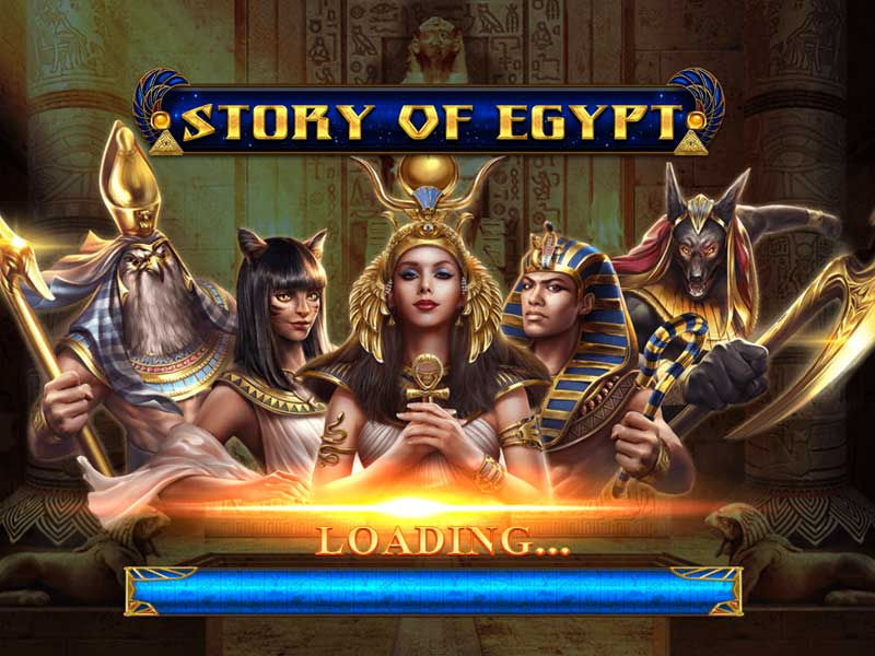 Story of Egypt Free Slot