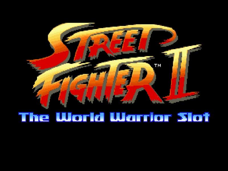 Street Fighter II: The World Warrior Free Slot