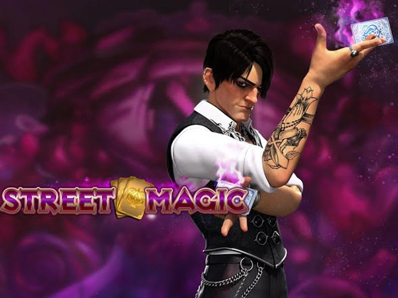 Street Magic Slot Featured Image