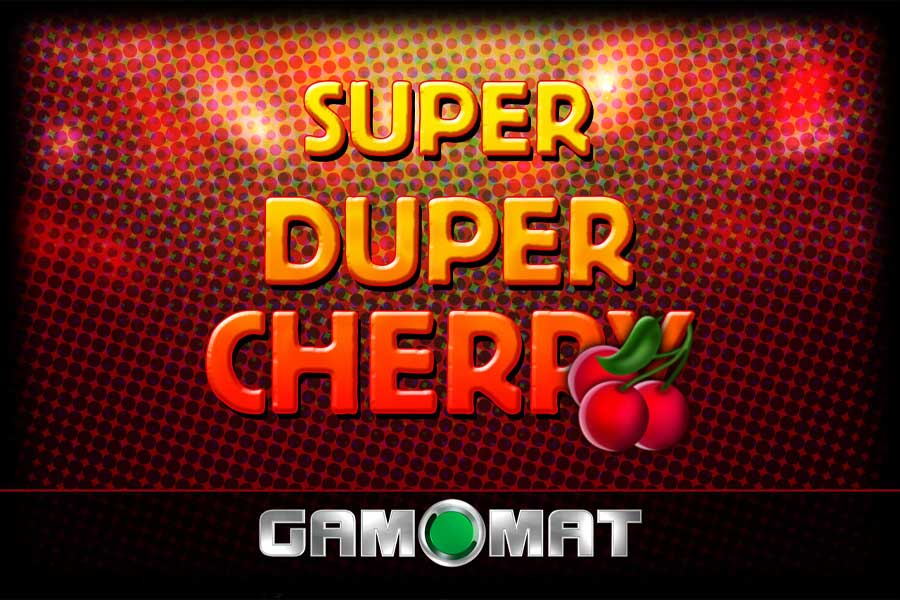 Super Duper Cherry Slot Featured Image