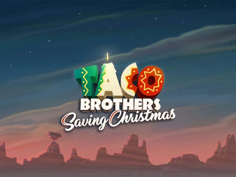 Taco Brothers Saving Christmas Slot Machine