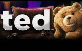 50 Free Spins on Ted Slot by Foxy Online Casino