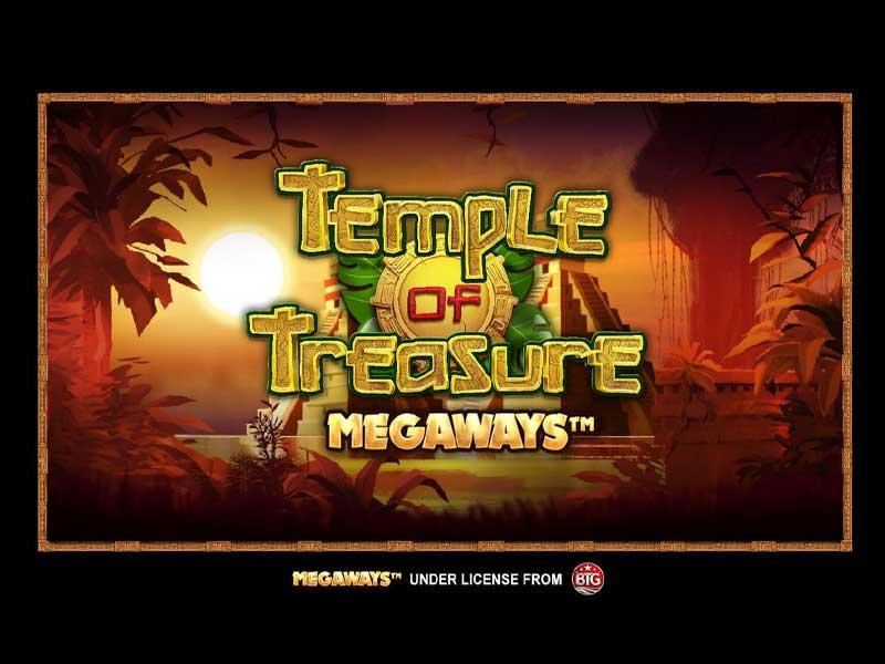 Temple of Treasure Megaways Free Slot