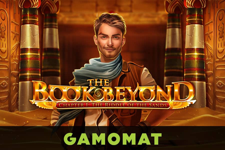 The Book Beyond Slot Featured Image
