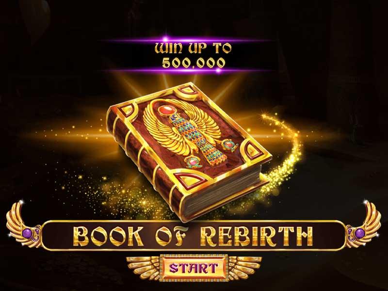 The Book of Rebirth Free Slot