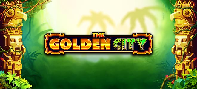 The Golden City Slot Overview Image