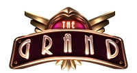 The Grand Free Slot Overview Logo