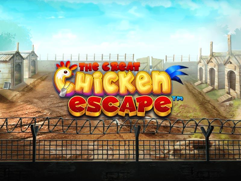 Spiele The Great Chicken Escape - Video Slots Online