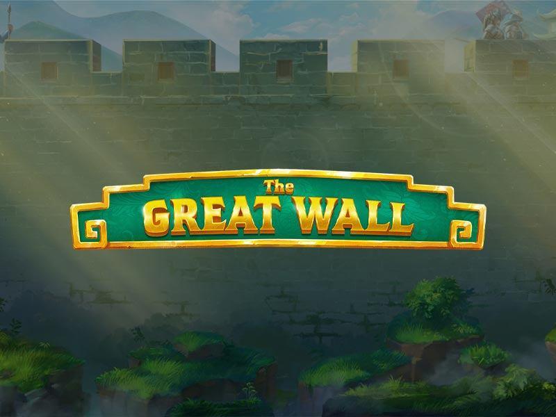 The Great Wall iSoftBet Slot Logo