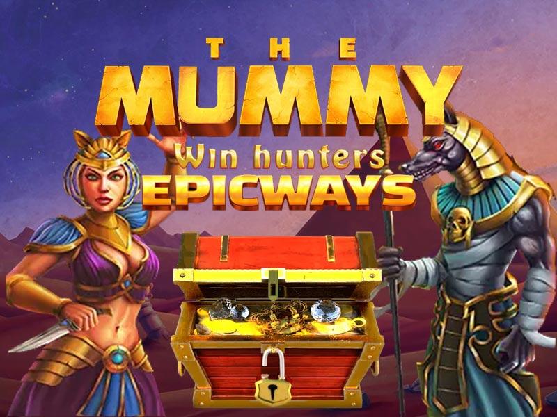 he Mummy Epicways Slot Machine Online