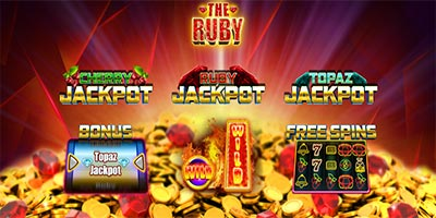 The Ruby Slot Overview