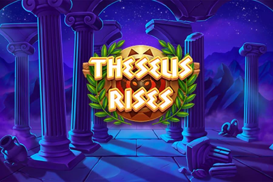 Theseus Rises Slot Featured Image