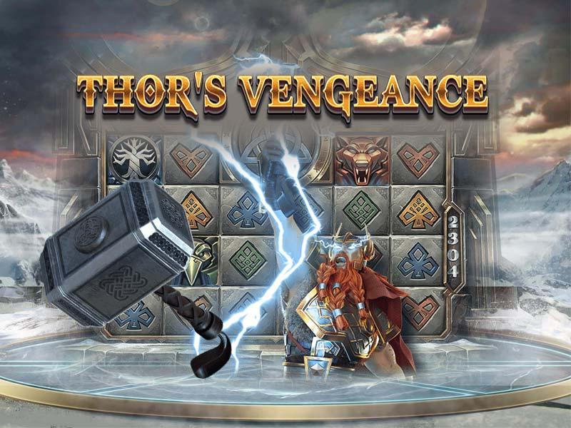 Thor's Vengeance Slot Online