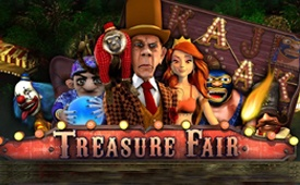 77 Free Spins No Deposit Free Spins on Treasure Fair Slot  by 777 Casino
