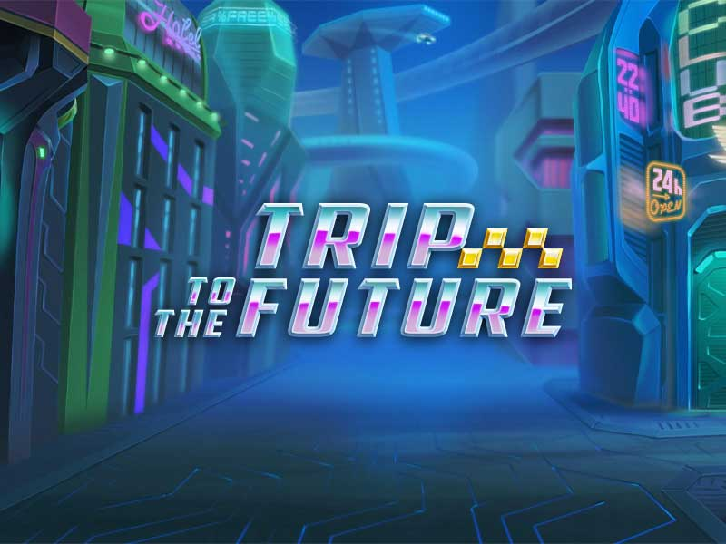 Trip to the Future Slot Featured Image