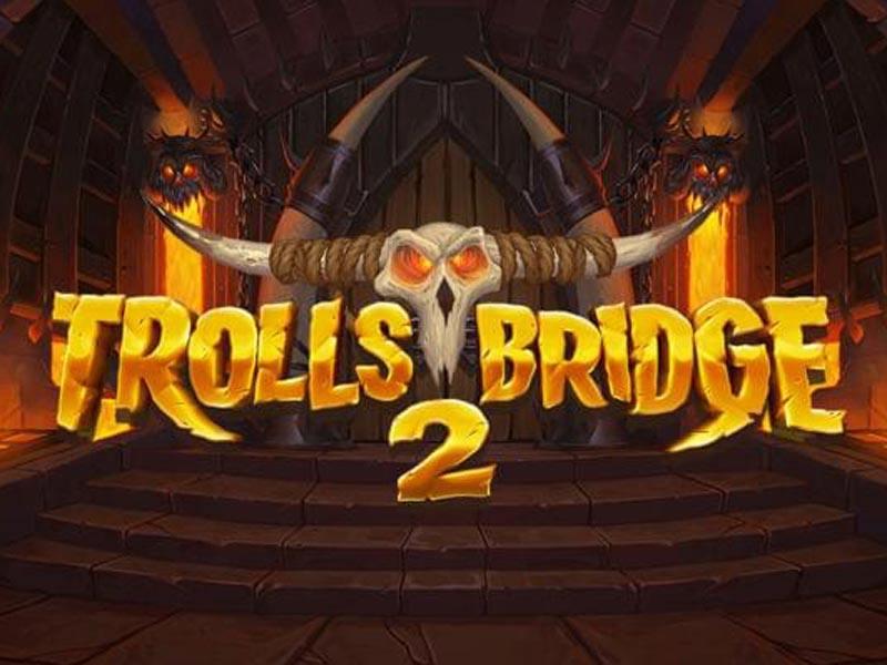 Trolls Bridge 2 Free Slot Logo