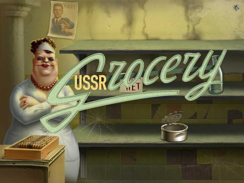 USSR Grocery Slot Featured Image