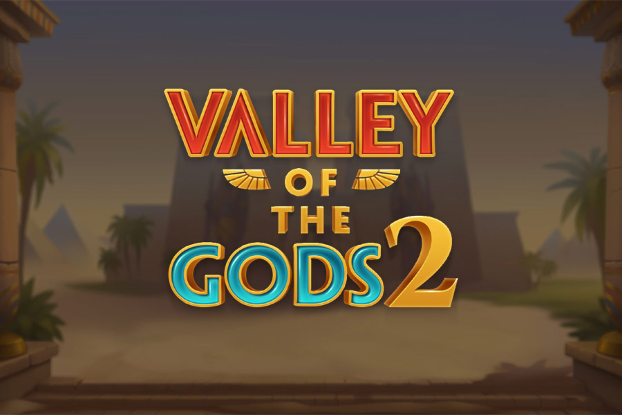 Valley Of The Gods 2 Slot Featured Image