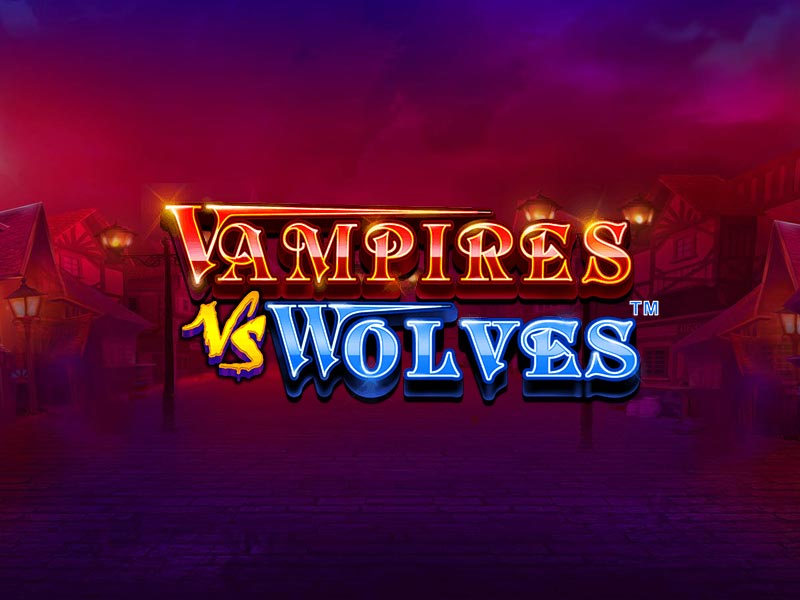 Vampires Vs Wolves Slot Featured Image
