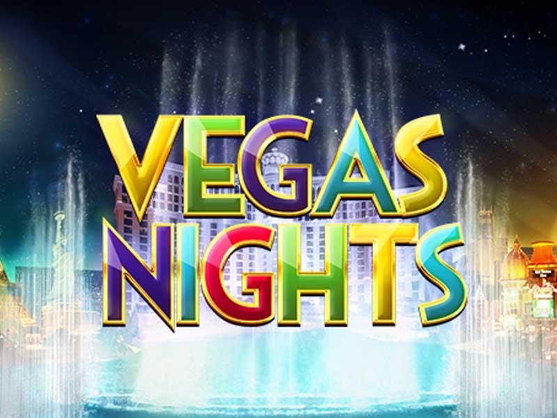 Vegas Nights Slot Featured Image