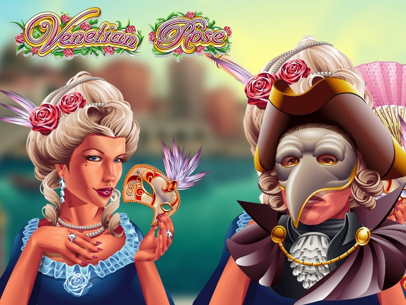 Enjoy Venetian Rose Slots with No Download