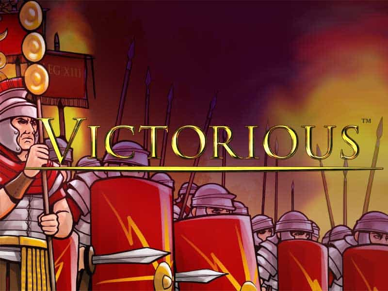 Victorious Slot Featured Image