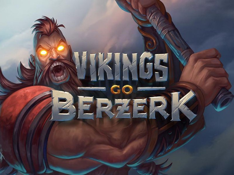 Vikings Go Berzerk Slot Featured Image