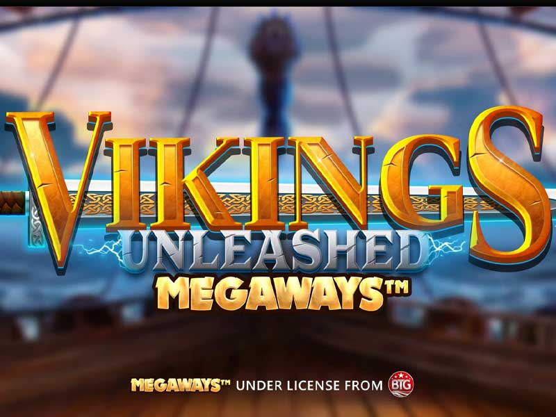 Vikings Unleashed Megaways Free Slot